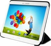 Samsung Galaxy Tab 3 10.1 Slim Smart Case, Book Cover met sleepfunctie, Praktische Bescherm Hoes - Kleur Zwart - merk i12Cover