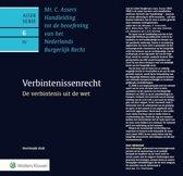 Asser serie 6-IV - De verbintenis uit de wet