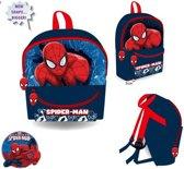Spiderman rugzak 29cm