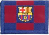 FC Barcelona Portemonnee - 12 x 9 cm - Multi