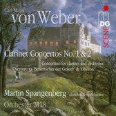 Clarinet Concertos No.1 & 2