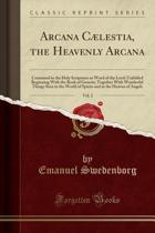 Arcana Caelestia, the Heavenly Arcana, Vol. 2