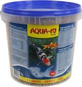 Aqua-Ki Blauw Vijverkorrels 6mm - 11 LTR