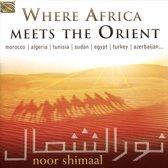 Noor Shimaal - Where Africa Meets The Orient