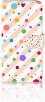 Huawei P Smart Plus Boekhoesje Design Dots