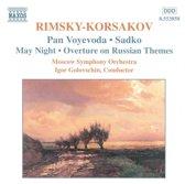 Rimsky-Korsakov: Pan Voyevoda, etc / Golovchin, Moscow SO