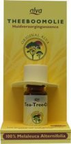 Alva Tea Tree Oil Bio - 10 ml - Etherische Olie