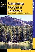 Omslag van 'Camping Northern California'