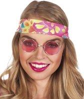 Hippie Bril Roze