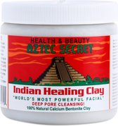 Aztec Secret Indian Healing Clay Gezichtsmasker - 454 g