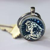 Sleutelhanger - Ram - uw horoscoop in dierenriem sterrenbeeld