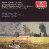 Concerto For Violin & Orc