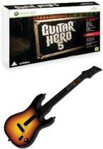Guitar Hero 5 + Gitaar