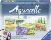 Aquarelle - Landschappen