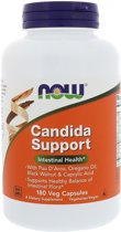 Candida Support (180 Veggie Caps) - Now Foods