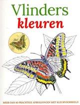 Vlinders Kleuren Kleurboek