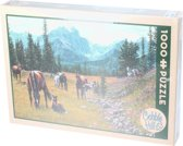 Cobble Hill puzzle 1000 pieces - Horse Meadow - till end of stock