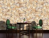 Crème Photomural, wallcovering