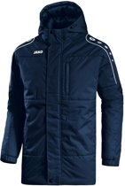 Jako Basics Active Coachjack - Jassen  - blauw - 164