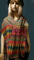 chiffon sjaal