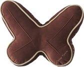 Rivièra Maison Le Belle Époque Butterfly Pillow - Sierkussen (gewatteerd) - Roze