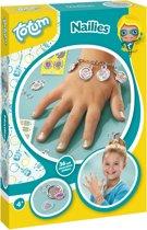 Totum  Nailies - Nagels versieren en armband maken