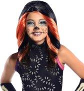 """""""Skelita calaveras Monster High™ pruik voor meisjes - Verkleedpruik - One size"""""""