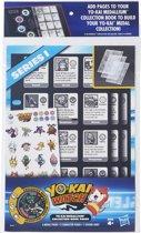 Yo-kai Watch Medallium Collection Book Pagina's - Seizoen 1