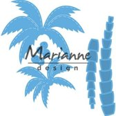 Marianne Design Creatable Mal Palmbomen LR0541 19x65 milimeter - 53x70 milimeter