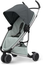 Quinny Zapp Flex Buggy - Graphite on Grey