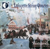 Lafayette String Quartet - Borodin, Stravinsky, Shostakovich
