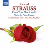 R.Strauss: Piano Trios 1+2