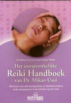 Het ooorspronkelijke Reiki handboek van dr. Mikao Usui