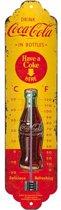 Thermometer – Coca Cola Bottle