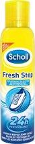 Scholl Fresh Step Schoenenspray Voetdeodorant - 3 x 150 ml - Grootverpakking