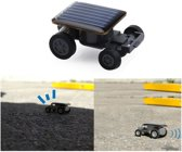 Mini Voertuig op Zonne-Energie - Mini Auto Rijdt op Zonne-Energie - Educatief Speelgoed voor Jong en Oud