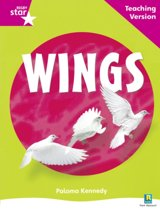 Rigby Star Non-Fiction Guided Reading Pink Level: Wings Teaching Version
