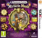 Professor Layton and the Miracle Mask - 2DS + 3DS