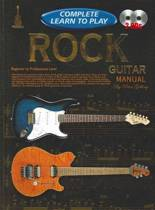 Complete Learn to Play Rock Guitar Manual