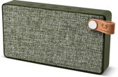 Fresh 'n Rebel Rockbox Slice Fabriq - Draadloze Bluetooth Speaker - Groen