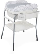 Chicco Cuddle & Bubble bad Cool grey