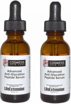 Advanced Anti-Glycation Peptide Serum, 1 Oz, 2-pack