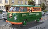 Revell Auto VW T1 Panelvan - Bouwpakket - 1:24
