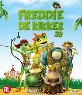 Freddie De Kikker (3D Blu-ray) (dvd)