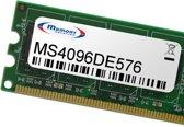 Memory Solution MS4096DE576 4GB geheugenmodule
