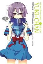 The Disappearance of Nagato Yuki-chan, Vol. 4
