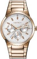 Esprit ES108642003 - Horloge - Dames - Rosékleurig - Ø 38 mm