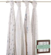 Aden + Anais Swaddle 4-pack Night Sky