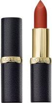 L'Oréal Paris Color Riche Matte Lippenstift - 655 Copper Clutch