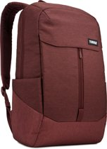 Thule Lithos Backpack -Laptop Rugzak - 20L / Donkerrood